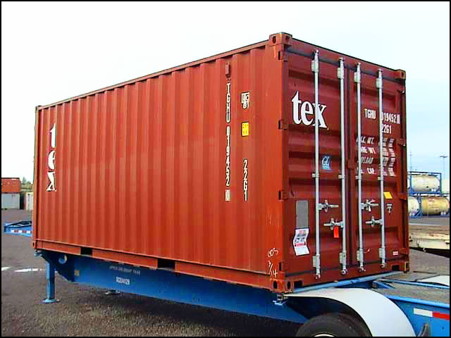 transport des containers transport container. Black Bedroom Furniture Sets. Home Design Ideas