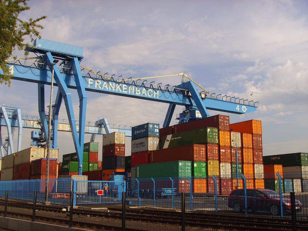 Transport Container Transport Votre Container Ici Le